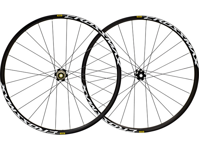 "Mavic Crossmax Kit de roues 27,5"" Boost, black"